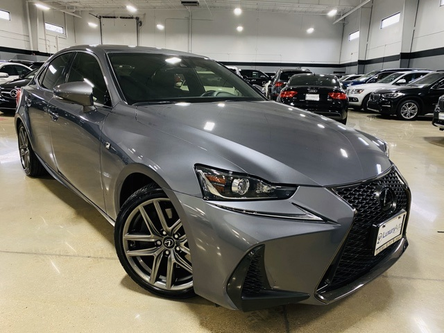 Pre-Owned 2017 Lexus IS 350
