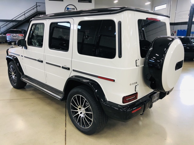 Pre-Owned 2020 Mercedes-Benz G-Class G 550