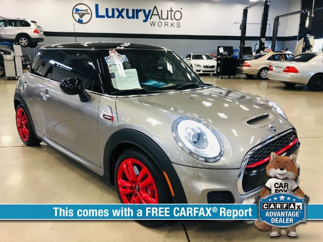 Pre Owned 2017 Mini John Cooper Works Base 2d Hatchback In Austin