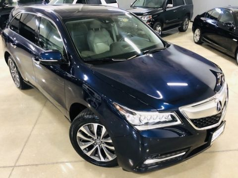 Pre-Owned 2016 Acura MDX w Technology Package 3.5L