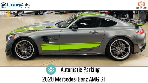 Pre-Owned 2020 Mercedes-Benz AMG® GT R RWD 2D Coupe
